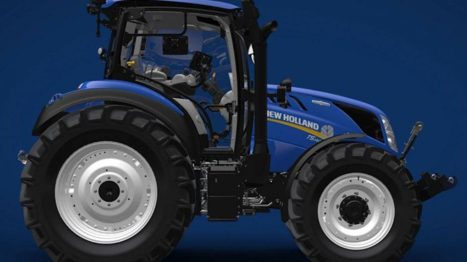 "Finalist in der Kategorie ""Best Utility"": New Holland T 5.140 Dynamic Command"