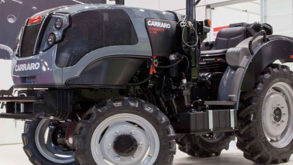 "Finalist in der Kategorie ""Best of Specialized"": Carraro Tractors V-75"