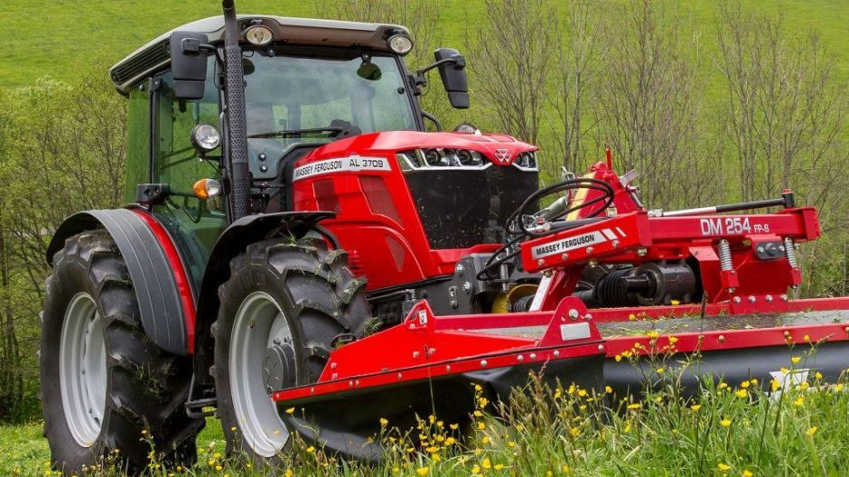 "Finalist in der Kategorie ""Best of Specialized"": Massey Ferguson MF 3709 Alpine"