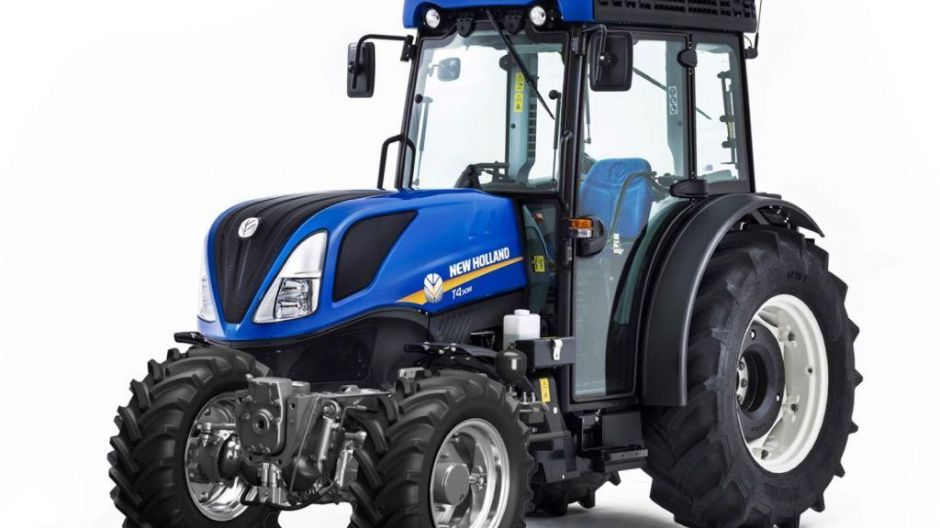 "Finalist in der Kategorie ""Best of Specialized"": New Holland T 4.110 N"
