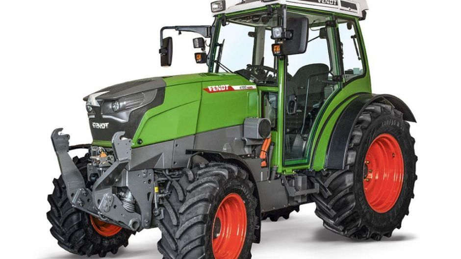 "Finalist in der Kategorie ""Sustainable Tractor of the Year"": Fendt e100"