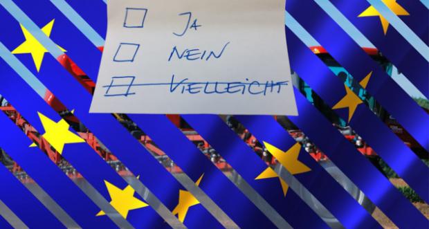 Sprechen über Glyphosat-Zulassung — EU-Kommissare