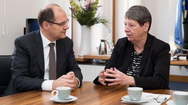 Deutsche Zustimmung zu Glyphosat laut Hendricks nicht abgesprochen