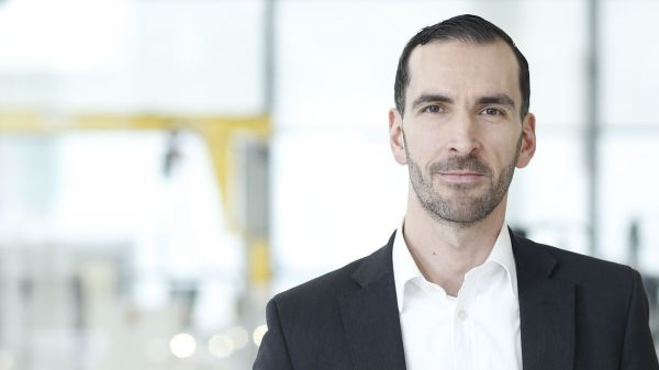 Lars A. Rosumek ist Senior Vice President Group Communications bei Voith