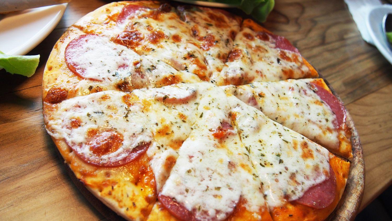 Pizza Und Zucker