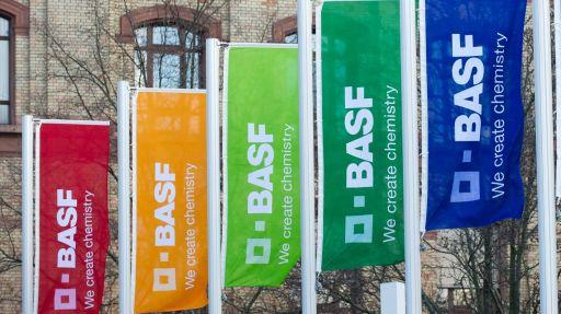 BASF Fahnen