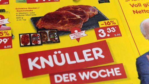 Preis Supermarkt