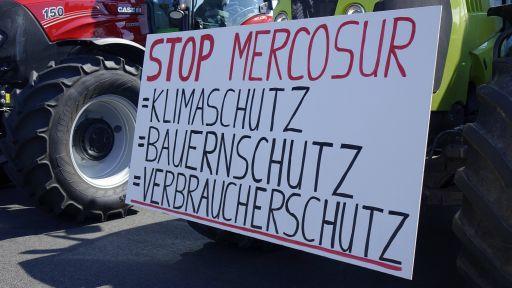 Protest Mercosur