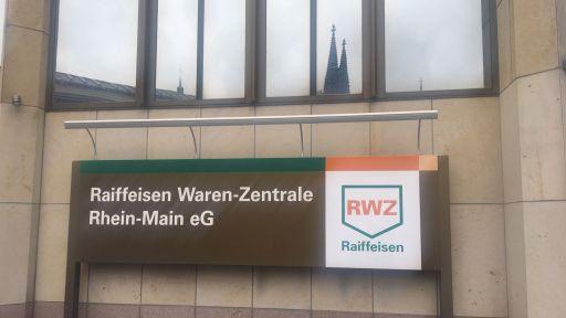 RWZ Zentrale Köln