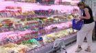 Supermarkt Russland