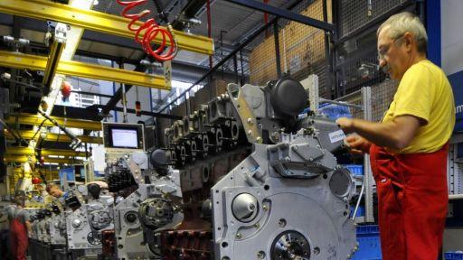 deutz Motoren Montage Köln