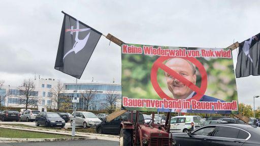 fahne pflug und schwert demonstrationen
